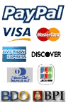 Paypal / Credit Cards